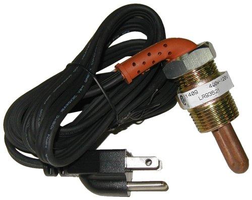 "Frost Plug Heater 1-1//2/"" 600 Watt 120V Massey Ferguson Minneapolis Moline"